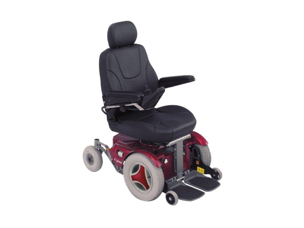 Permobil C300 - Elektrický vozík