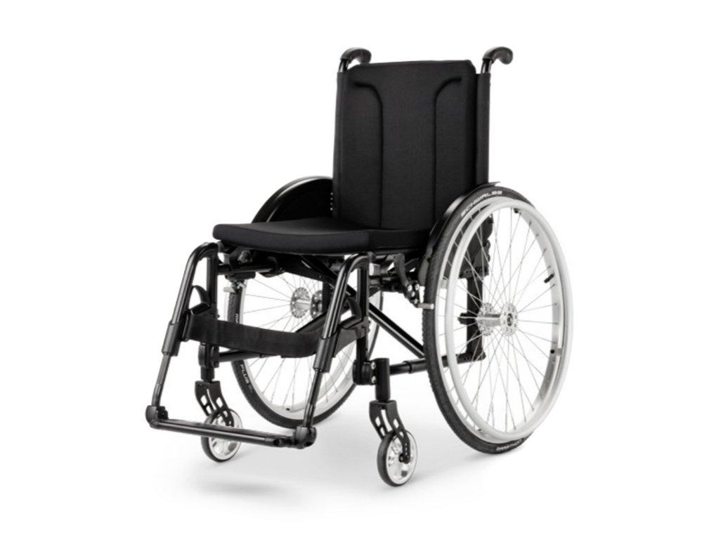Aktivní sportovní mechanický vozík