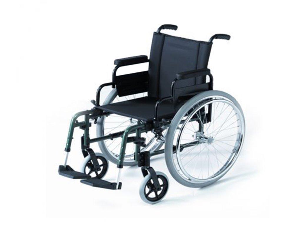 Měsíční pronájem invalidního mechanického vozíku