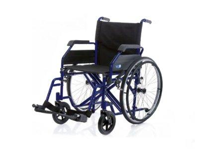 Měsíční pronájem invalidního mechanického vozíku se zvýšenou nosností