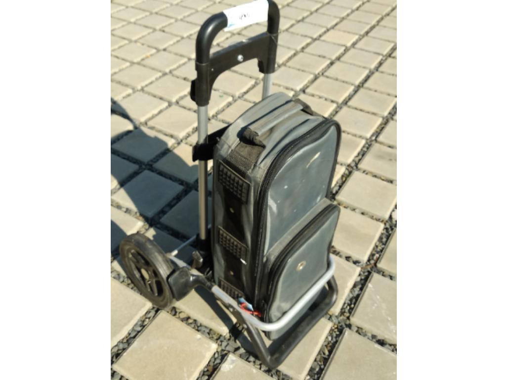 Transportní vozík na kyslíkovou lahev s dávkovačem č. 5